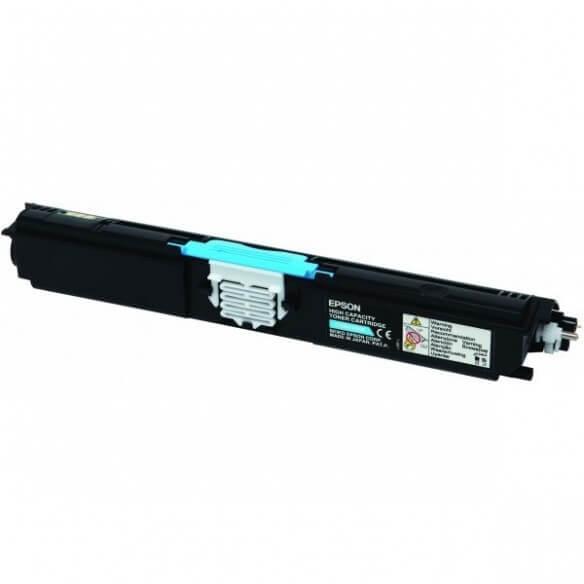 Consommable Epson Toner cyan AL-C1600/CX16/CX16NF Haute Capacité (2 700 pages)