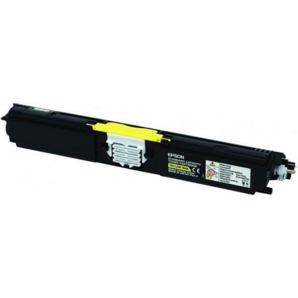 Consommable Epson Toner jaune AL-C1600/CX16/CX16NF  1600 pages