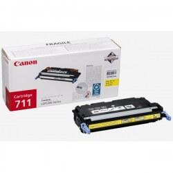 Canon 711 Y Cartouche de toner Jaune 6000 pages pour MF9220CDN / MF9280CDN / LBP5360