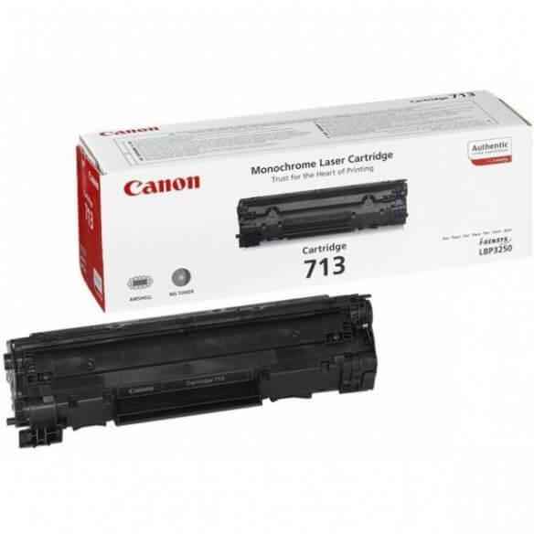 Consommable Canon 713 cartouche de toner noir 2000pages