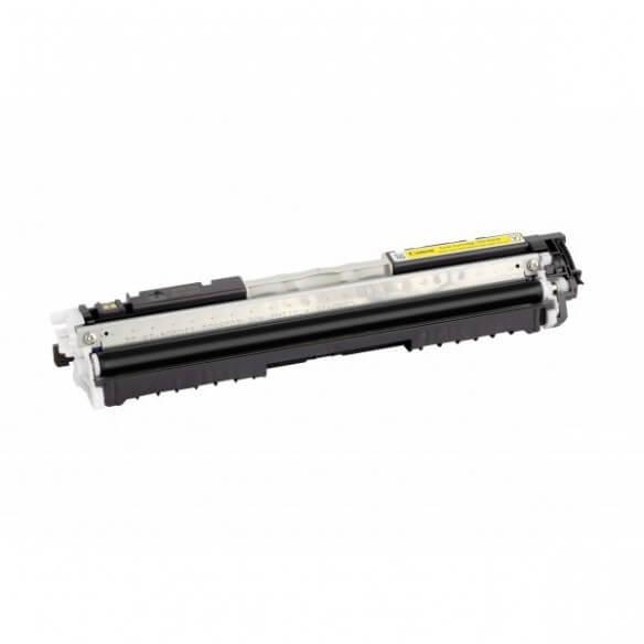 Canon 729 Y cartouche de toner jaune d'origine 1000 pages pour LBP7010C / LBP7018C