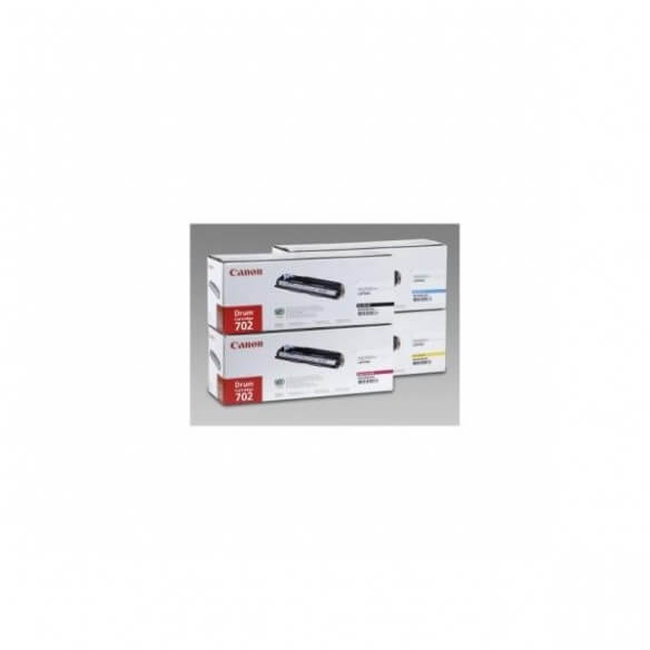 Canon 702 / 9624A004 Kit Tambour Jaune 40000 pages (photo)