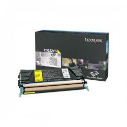 Lexmark Jaune cartouche de toner pour C52x