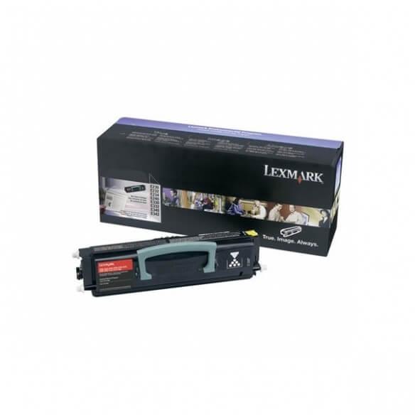 Consommable Lexmark E232, E33X, E34X cartouche de toner