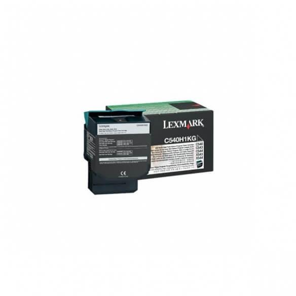 Consommable Lexmark toner C540H1KG