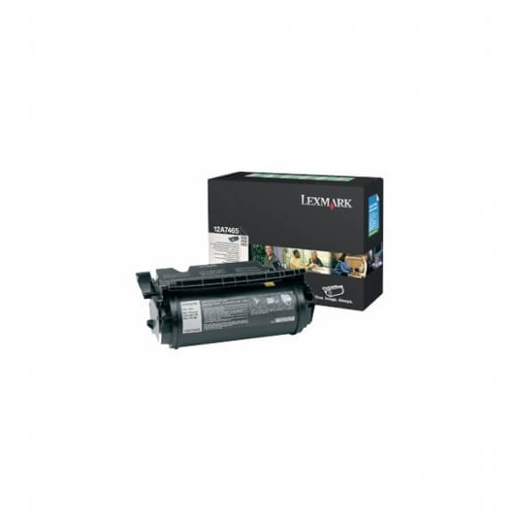 Consommable Lexmark 12A7465
