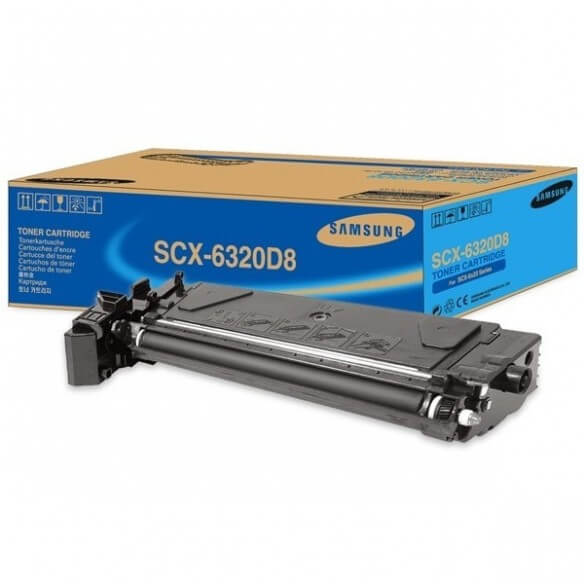 Consommable Samsung SCX-6320D8
