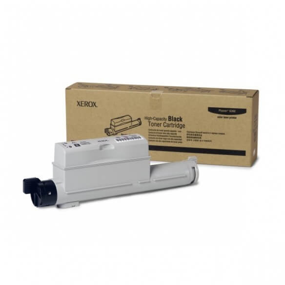 Consommable Xerox Cartouche Toner Noire Grande Capacite, Phase...