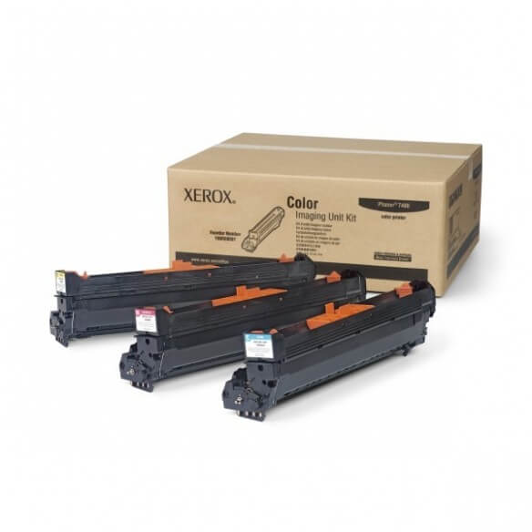 Consommable Xerox Pack (1 de chaque CMJ) tambours image 30 000...