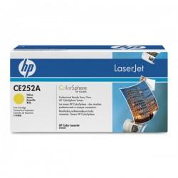 HP CE252A Cartouche de toner Jaune LaserJet 504A 7000 pages
