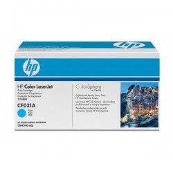HP CF031A Cartouche de toner Color LaserJet 646A Cyan 12500 pages