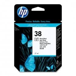 HP Cartouche d'encre pigmentée noire photo 38