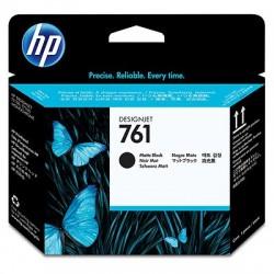 HP N°761 Tête d'impression noir mate