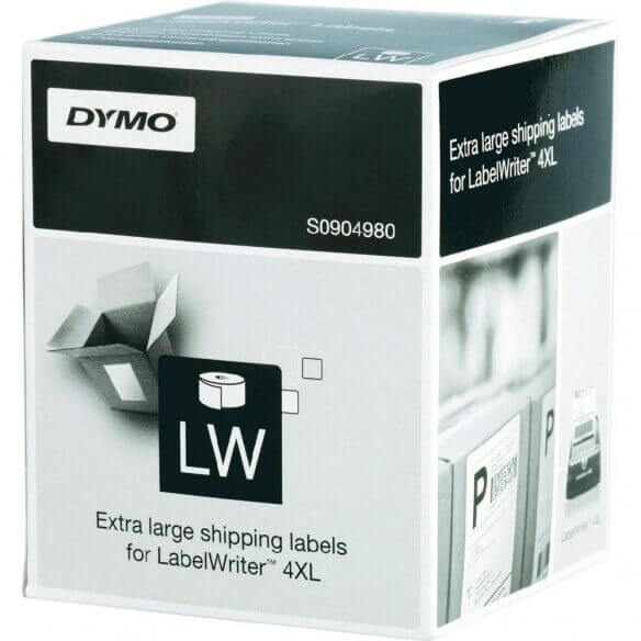 DYMO LabelWriter Labels XL Shipping