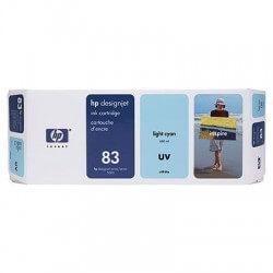 HP Cartouche d'encre cyan clair UV 83 (680 ml)