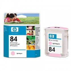 HP 84 Cartouche d'encre magenta clair (69 ml)