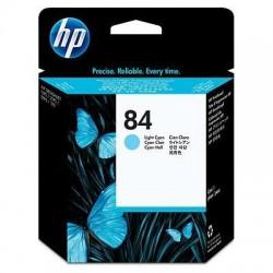 HP Tête d'impression cyan clair HP84