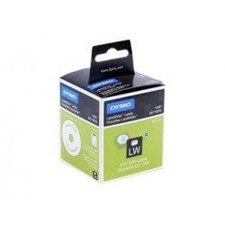 DYMO 14681 Etiquettes pour CD/DVD Diamètre 57mm/160 étiquettes