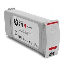 HP N°771 Cartouches d'encre rouge chromatique
