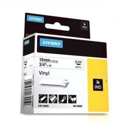 DYMO Rhino 18445 Ruban Vinyl Coloré 19 x 5.5m