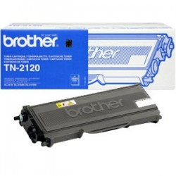 Brother TN-2120 Cartouche de Toner Noir 2600 pages