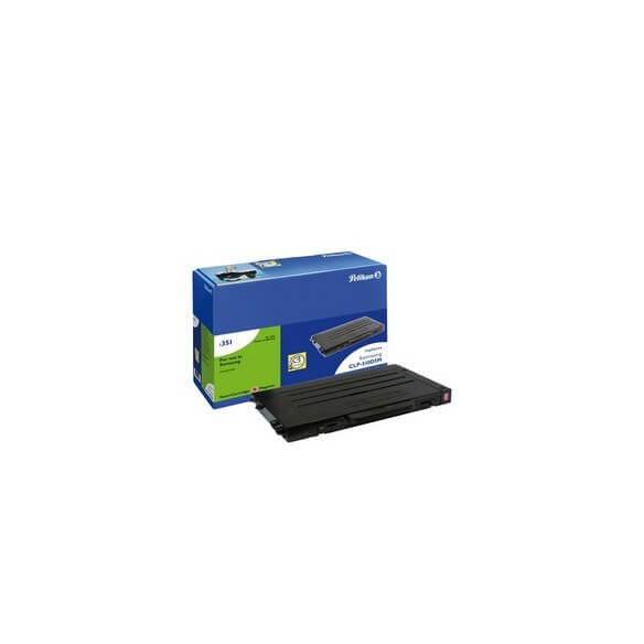 PELIKAN  toner compatible Magenta Samsung CLP-510D5M (photo)