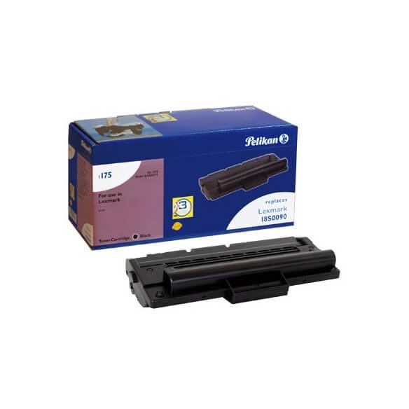 PELIKAN  toner compatible Noir Lexmark 18S0090 (photo)