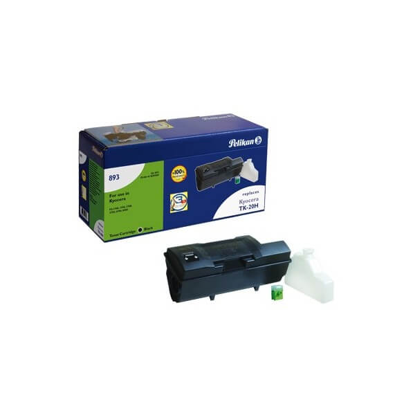PELIKAN  toner compatible Noir Kyocera TK-20 (photo)
