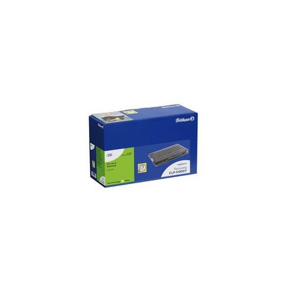PELIKAN  toner compatible Jaune Samsung CLP-510D5Y (photo)