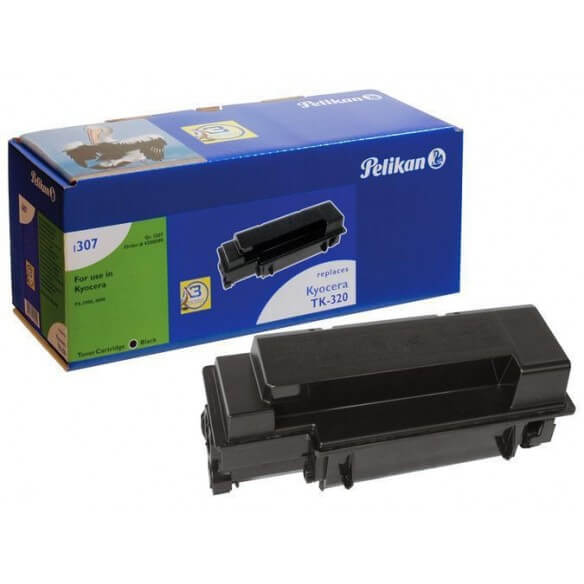 PELIKAN  toner compatible Noir Kyocera TK-320 (photo)