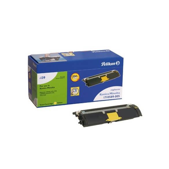 PELIKAN  toner compatible jaune Konica 170589-005