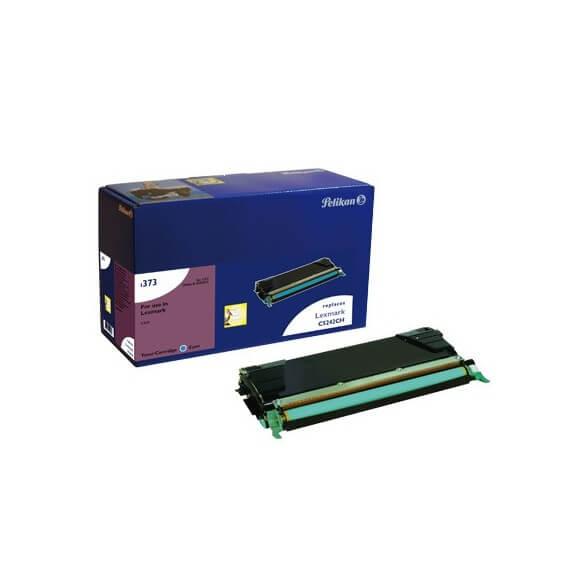 PELIKAN  toner compatible Cyan Lexmark C5240/C5242CH/39V0299 (photo)