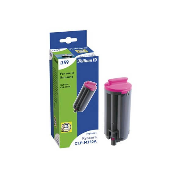 PELIKAN  toner compatible Magenta Samsung CLP-M350A (photo)