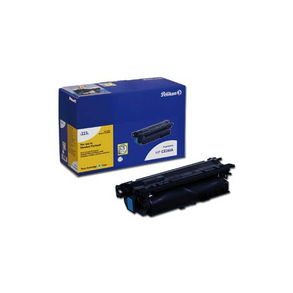 PELIKAN  toner compatible Cyan HP CE261A (photo)