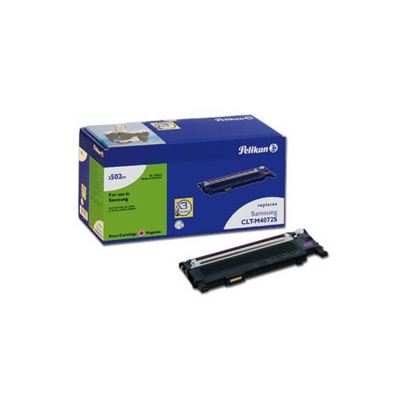 PELIKAN  toner compatible Magenta Samsung CLP-M4072S (photo)
