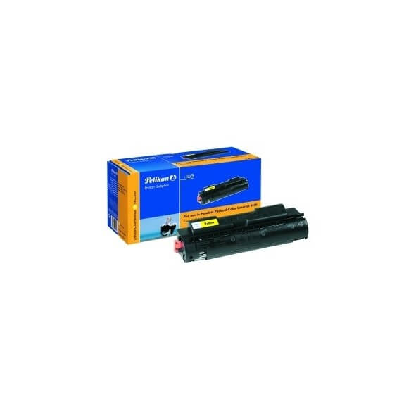 PELIKAN  toner compatible Jaune HP/CANON C4194A/EP83Y (photo)
