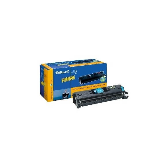 PELIKAN  toner compatible Cyan HP/CANON Q3961A/701C (photo)