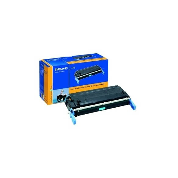 PELIKAN  toner compatible Cyan HP/CANON C9721A/EP85C (photo)