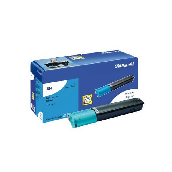 PELIKAN  toner compatible Cyan Epson C13S050189 (photo)