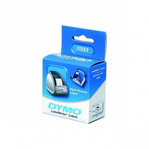 Dymo Rouleau 1000 Etiquettes 24x12 Mm Pour Labelwriter (photo)
