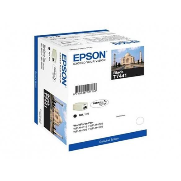 Consommable Epson Cartouche d'impression noir 10000 pages