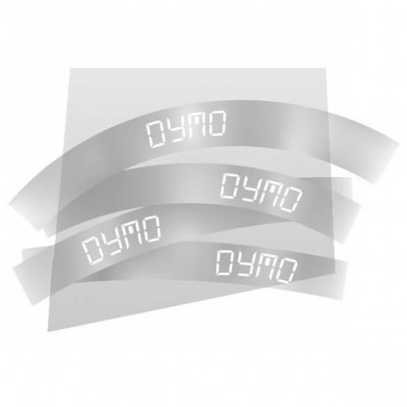 Dymo Ruban 19mm Blanc Sur Trans Pour Labelmanager 35 (photo)