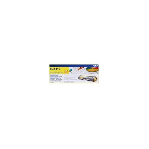 Brother TN-241Y Toner Jaune 1400 pages