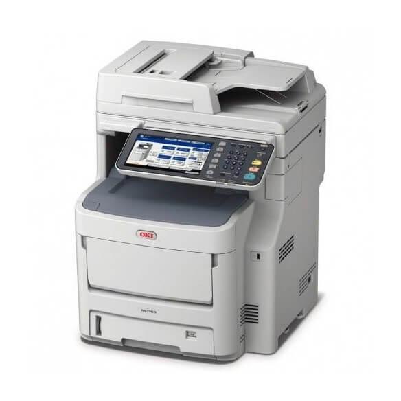 Imprimante OKI MC770dn fax - Multifonction Laser Couleur