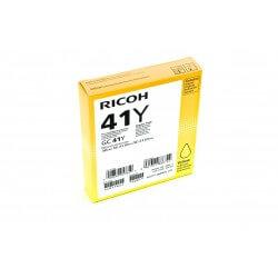 Ricoh GC41Y Cartouche d'encre jaune