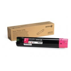 Xerox Cartouche de toner standard Magenta (5 000 pages) pour Phaser 6700