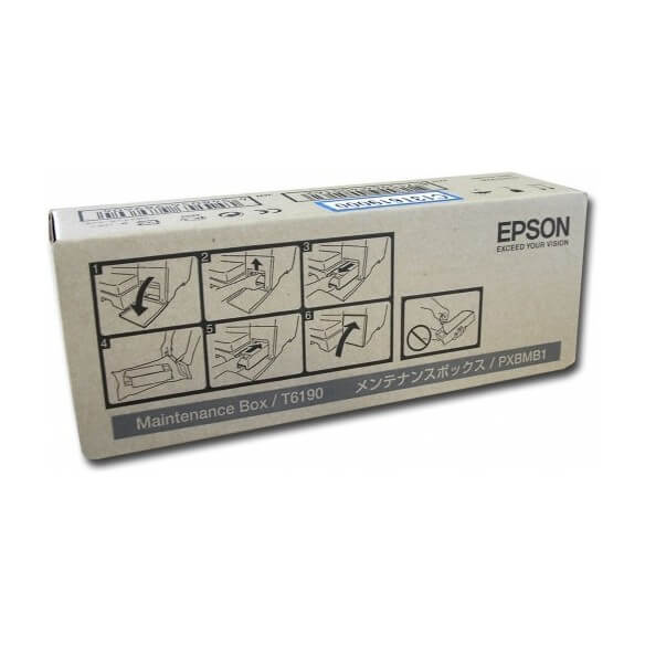 Epson Maintenance Box T619300
