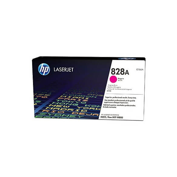 HP 828A Magenta LaserJet Image Drum (photo)