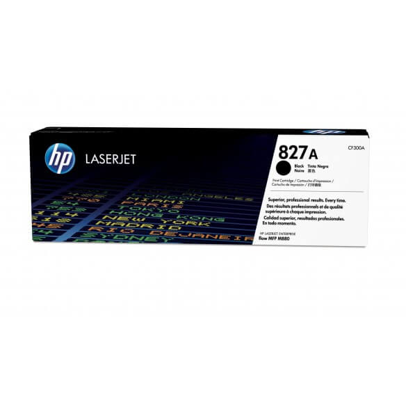 HP 827A Black (photo)