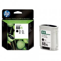 HP Cartouche d'encre Officejet noire 88XL